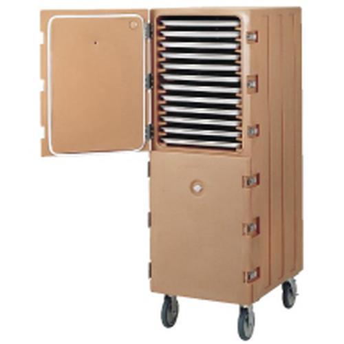 CAMBRO カムカート2ドアタイプシートパン用 1826DTCコーヒーベージュ コンテナー(保温・保冷用)