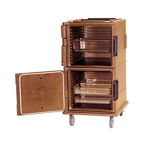 CAMBRO キャンブロ フードパン用カムカート UPC1600コーヒーベージュ コンテナー(保温・保冷用)