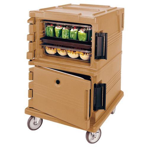 CAMBRO カムカート フードパン(フルサイズ)用 UPC1200コーヒーベージュ コンテナー(保温・保冷用)
