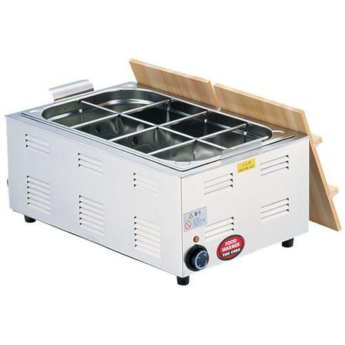 TKG 湯煎式電気おでん鍋 8ッ切 おでん鍋