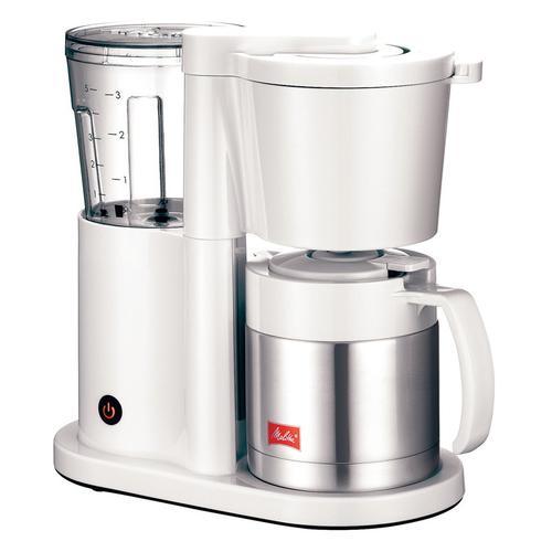 melitta メリタ コーヒーメーカー オルフィ SKT52ホワイト コーヒーマシン