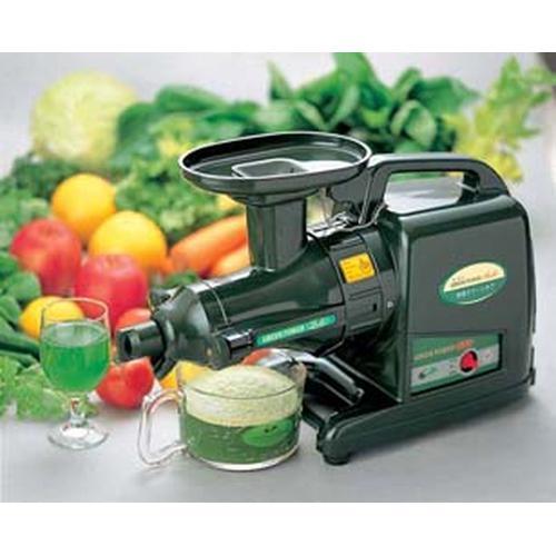 電動しぼり器 しぼるくん 果汁搾り機