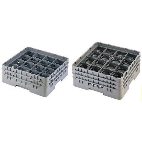 CAMBRO キャンブロ 16仕切 ステムウェアラック 16S1114 ラック(食器・グラス用)