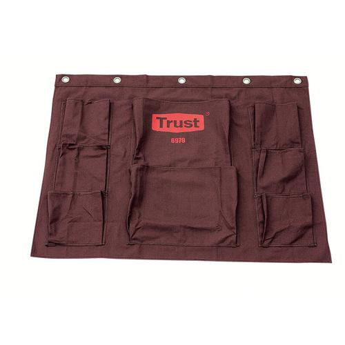 Trust トラスト ルームメイキングカート用 コンパートメントバッグ6979 リネンカート