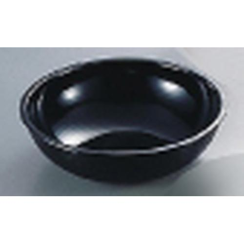 CAMBRO キャンブロ 丸型リブタイプサラダボール RSB23CW(ブラック) サラダバー
