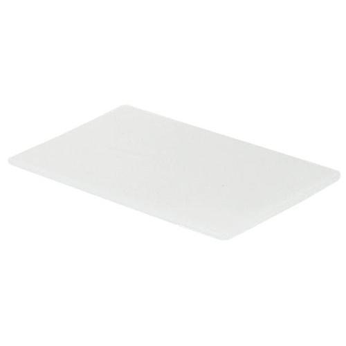 アクリルブッフェトレイ長角ホワイト W6450L ビュッフェスタンド