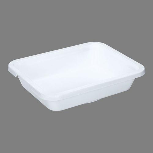 UK IHアルミキャスト角フードパン セラミック塗装2/3 フードパン