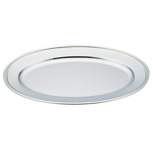 UK18-8 B渕小判皿 28インチ 小判皿(洋食宴会用)
