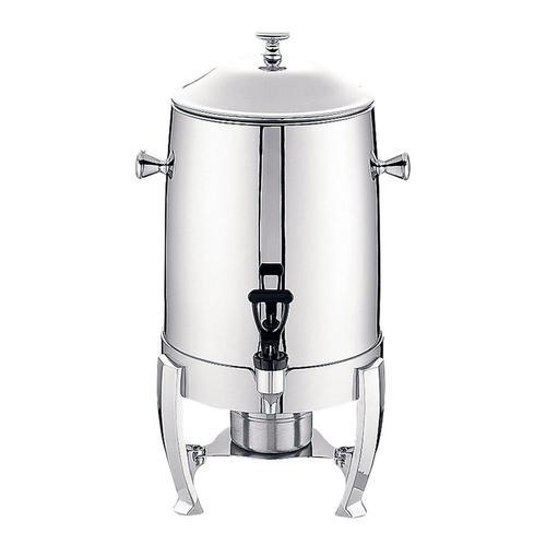 UK18-8 コーヒーアーン 10501 (固形用ランプ付) ディスペンサー(ドリンク用)