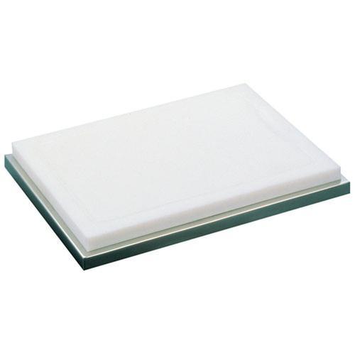 UKプラスチック製カッティングボード (18-8 台付) カッティングボード