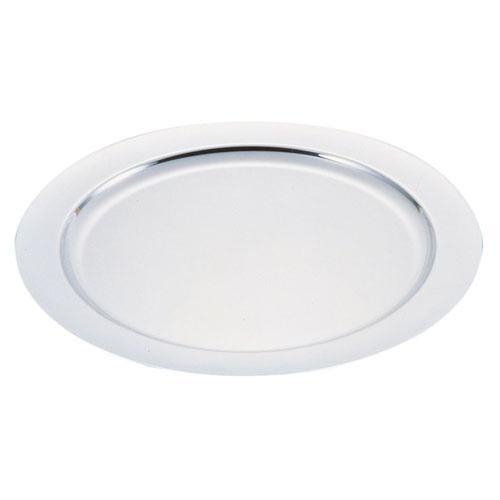 UK18-8 プレーンタイプ丸皿 24インチ 丸皿(洋食宴会用)