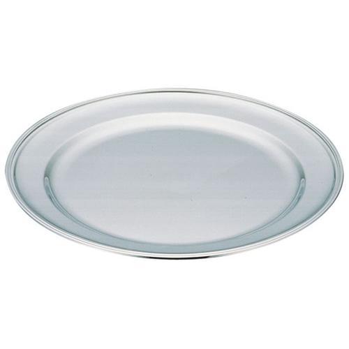 UK18-8 B渕丸皿 30インチ 丸皿(洋食宴会用)