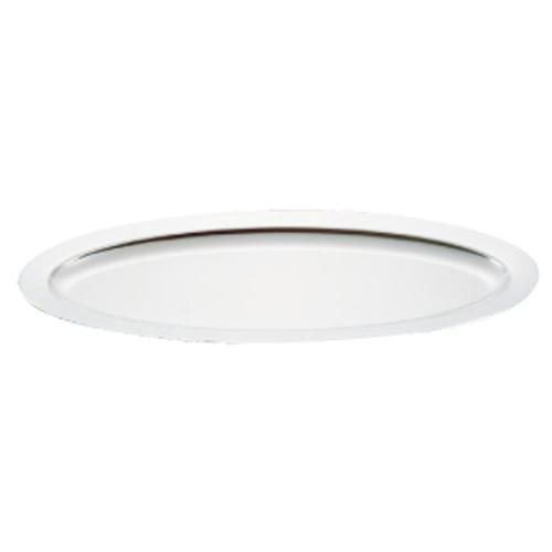 UK18-8 プレーンタイプ魚皿 26インチ 小判皿(洋食宴会用)