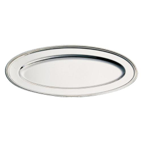 SW18-8 B渕魚皿 30インチ 小判皿(洋食宴会用)