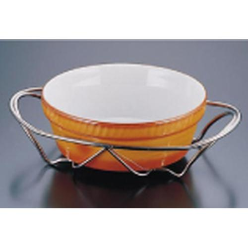 SAシャトレ 丸オーブンディッシュセット 14-3011-24B ビュッフェ用大皿(洋食器)