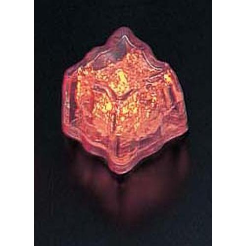 ライトキューブ・オリジナル 標準輝度 (24個入)オレンジ LEDキャンドル
