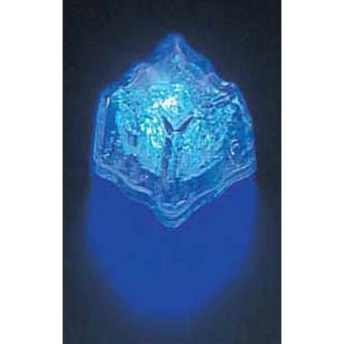 ライトキューブ・オリジナル 高輝度 (24個入)ブルー LEDキャンドル