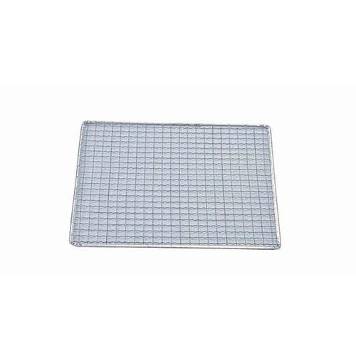 亜鉛引 使い捨て網 正角型(200枚入) S-14 焼網