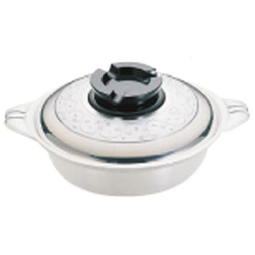 アルミ デラックス 浅型チリ鍋 30cm チリ鍋