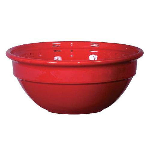 Emile Henry エミール・アンリ ボロン 3428レッド ビュッフェ用大皿(洋食器)