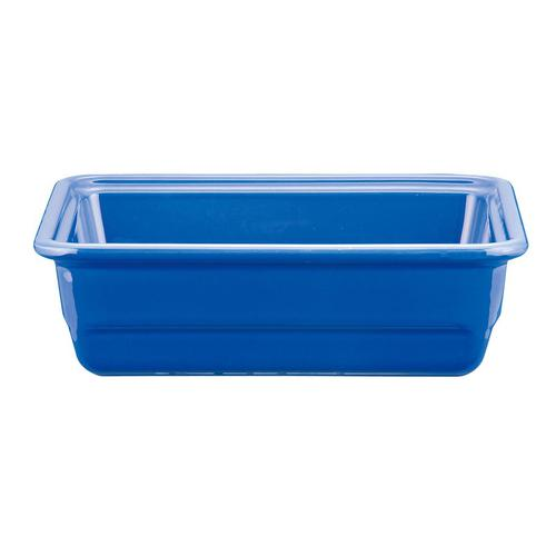 Emile Henry エミール・アンリ レクトン N1/23462ブルー ビュッフェ用大皿(洋食器)