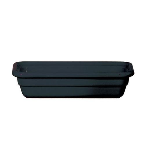 Emile Henry エミール・アンリ レクトン N1/23462ブラック ビュッフェ用大皿(洋食器)