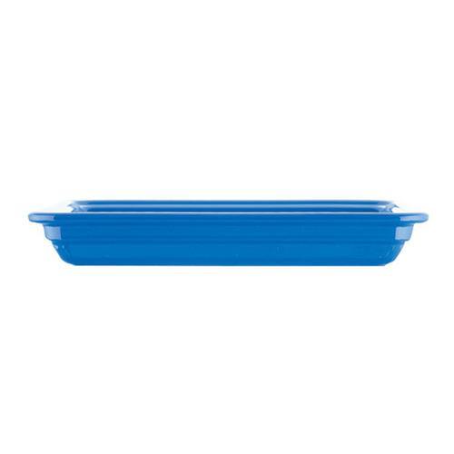 Emile Henry エミール・アンリ レクトン N1/13401ブルー ビュッフェ用大皿(洋食器)