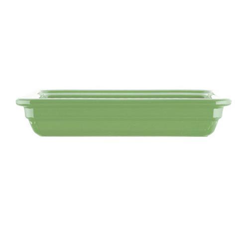 Emile Henry エミール・アンリ レクトン N2/33423グリーン ビュッフェ用大皿(洋食器)