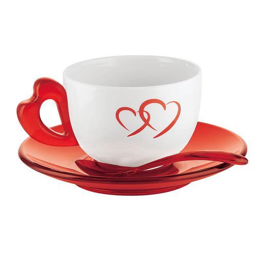 guzzini グッチーニ ティー/コーヒーカップ 2客セット2677.0065 コーヒー&紅茶