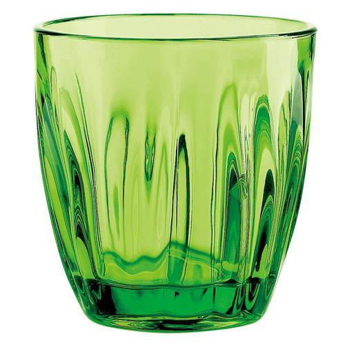 guzzini グッチーニ グラス 2496(6ヶ入)300cc グリーン (2070円/個) コップ(グラス)
