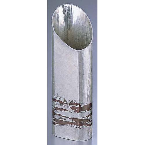 銅錫被 刷毛目篇筒ストレート酒器 SG007360cc 酒器