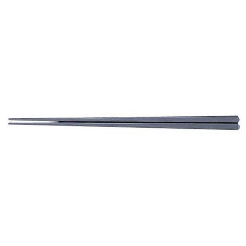 Reプラ箸 PPS 四角箸(100膳入) 黒18111 箸