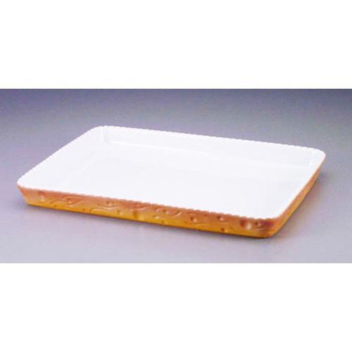 ROYALE ロイヤル 長角型グラタン皿 カラー PC510-40-4 洋食器