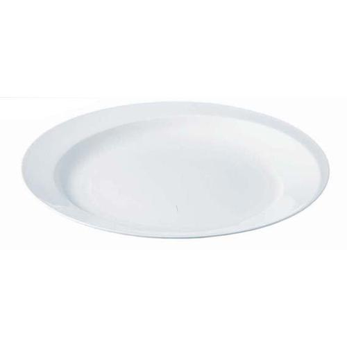 NARUMI ステラート 42ラウンドリムプレート 50180-5172 ビュッフェ用大皿(洋食器)