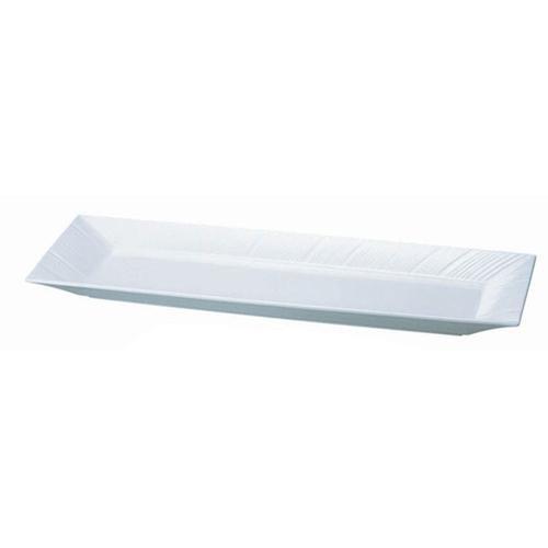 NARUMI ステラート 43エスプリロングトレイ 50180-3449 ビュッフェ用大皿(洋食器)