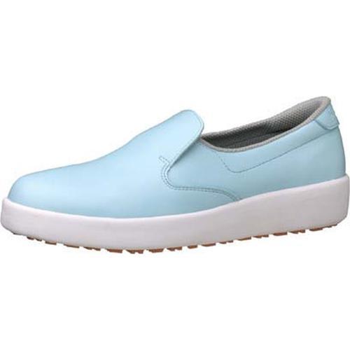 MIDORIANZE ミドリ安全ハイグリップ作業靴H-700N 30cmブルー 安全靴