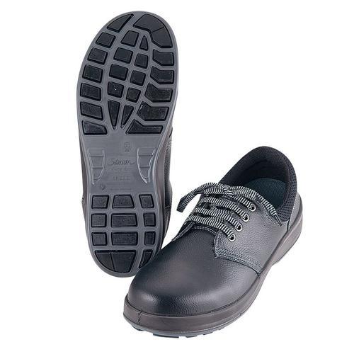シモン 耐滑安全靴 ウォーキングセフティ SX3層WS-1126.5cm 安全靴