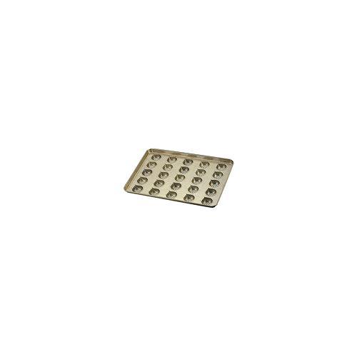 シリコン加工 マロンケーキ型天板 (25ヶ取)