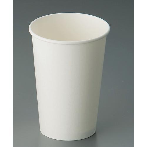 SMT-400  【業務用】 使い捨て容器 スナック包材 白無地(1,000枚入) 紙カップ 軽食・鉄板焼用品