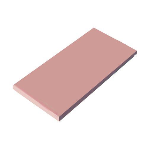 瀬戸内一枚物カラーまな板 ピンクK10D 1000×500×H30mm