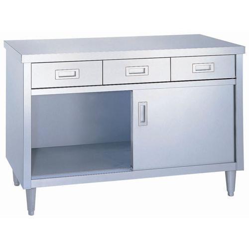 シンコー ED型 調理台 片面 ED-9075