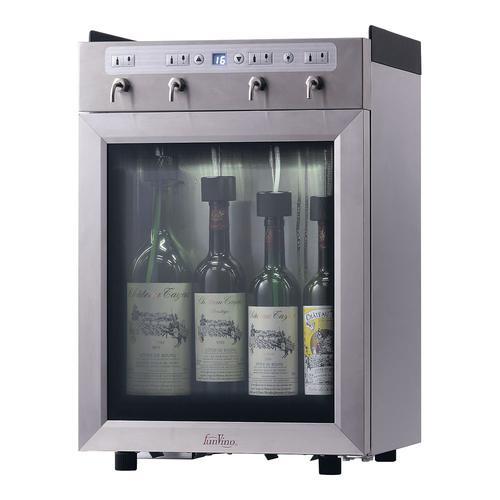 登場! ショーケース ワインセラー ショーケース 7-0788-0201 ファンビーノ ワイン・Sakeサーバー 4本用 ワインセラー SC-4 サービス用品 業務用 7-0788-0201, ウルフムーン:24f825a8 --- camminobenedetto.localized.me