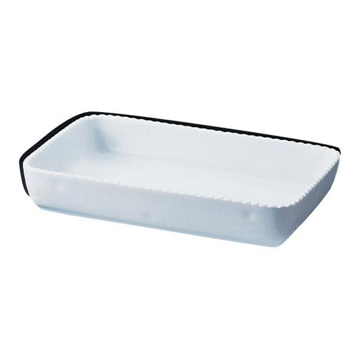 新作送料無料 飲食店向けグラス アウトレット☆送料無料 食器なら食器プロで イタリア製 ロイヤル 角型グラタン皿 PB500-44 8-2253-1006 ホワイト 40000 業務用