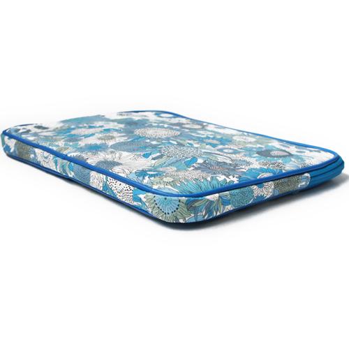 ノートパソコンケース リバティ スモールスザンナ ブルー ディスカウント コーティングタイプ Mac book Pro 13 Air インチ LAPT3392004 13.5インチ Surface おしゃれ 13.3インチ かわいい 専門店 laptop