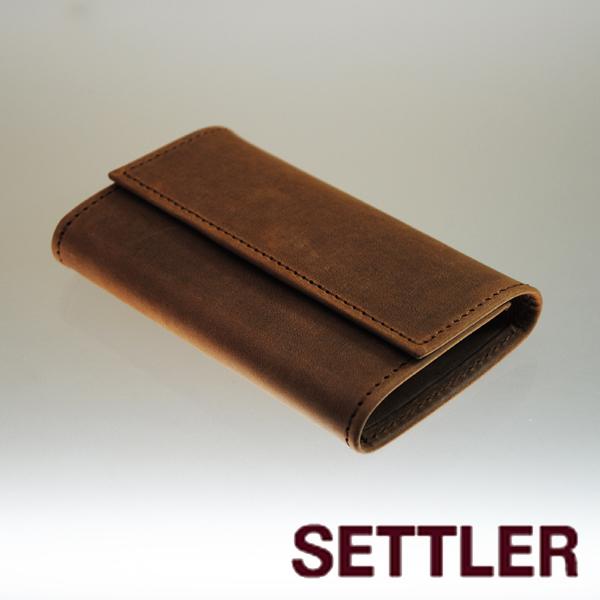【SETTLER セトラー 公式通販】OW-5794キーケース Keycase
