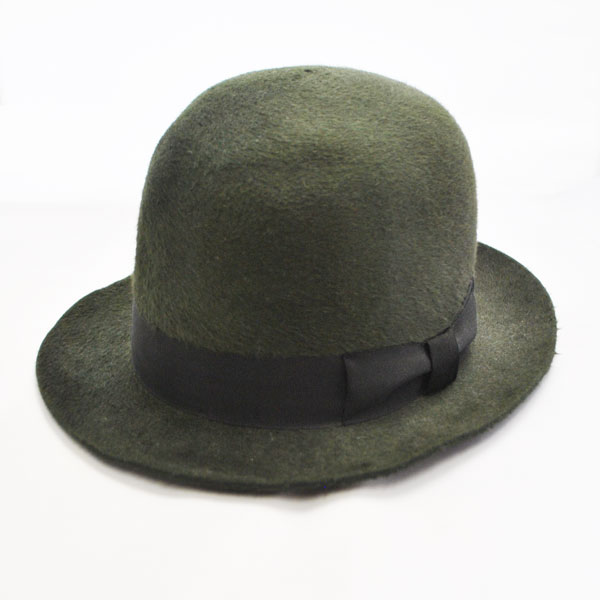 【CA4LA カシラ】ムテキ /ラビットファー ボーラーハット フェルト帽 フェルトハット 帽子