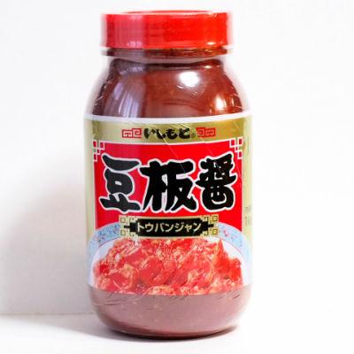 いしもと 豆板醤1kg 12本×1箱 業務用☆