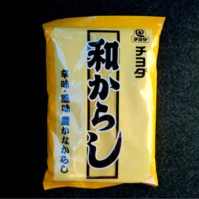 チヨダ 和からし(粉がらし) 300g×40袋 業務用☆