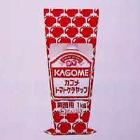 トマトの美味しさたっぷり カゴメ トマトケチャップ 標準チューブ 北海道 配送員設置送料無料 年末年始大決算 1kg×12本×1箱 九州への発送は出来ません 業務用