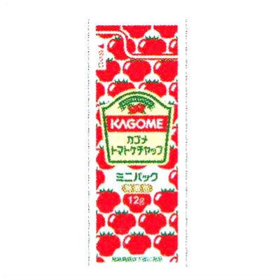 テイクアウト 弁当 給食 イベント に便利な小袋入り 待望 カゴメ 計600個 12g×40個×15袋 送料無料カード決済可能 業務用 給食用小袋 トマトケチャップミニパック
